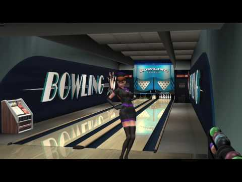 Jarvis and Ginger in High Velocity Bowling