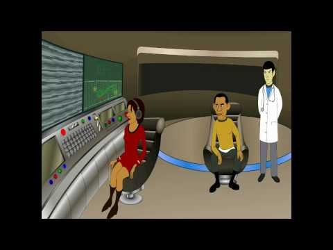 Obama Trek - Episode 1
