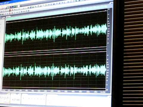 Editing a Radio Commercial