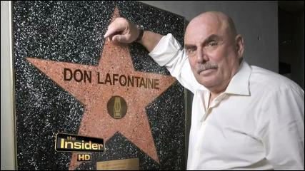 Don LaFontaine Voice-Over Lab Video Promo Gallery