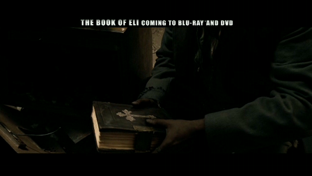 Book of Eli trailer