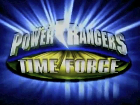 """Power Rangers Time Force-""""Circuit Unsure"""""""