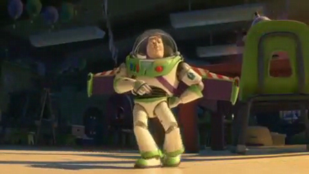 Toy Story 3 Spanish Buzz