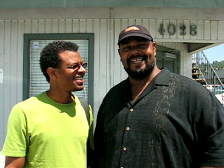 Phil LaMarr and Kevin Michael Richardson