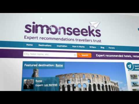 Simonseeks.com National TV advert