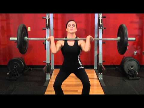 Exercise Database - Clean and Jerk