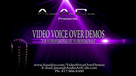 Video Voice Over Demos