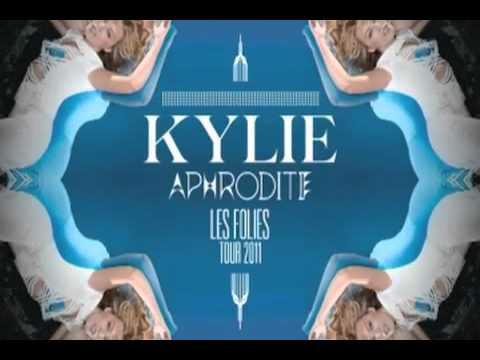 Kylie Concert Promo