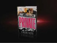 James Patterson Private: #1 Suspect (Book Promo TV Commercial)