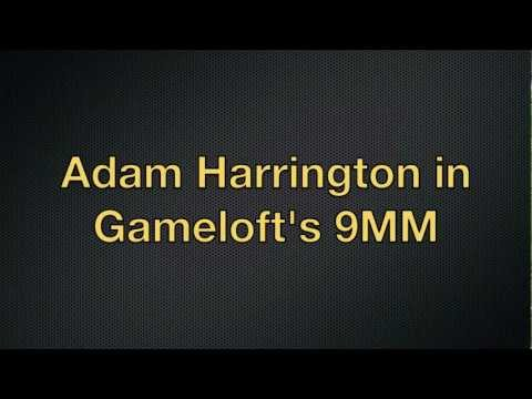 Adam Harrington in Gameloft's 9MM