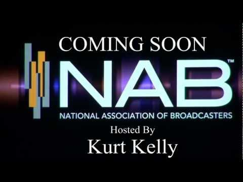 Live Video Inc - Actors Reporter Coverage of NAB with host Kurt Kelly