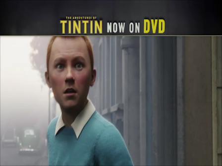 The Adventures of TinTin - Cast (HD)