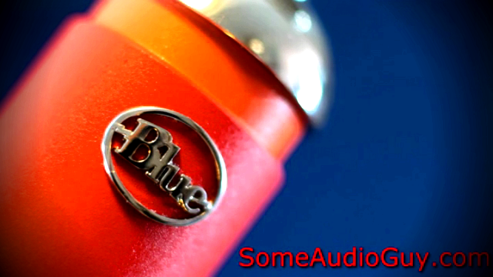 SomeAudioGuy Review - Blue Microphones' Spark