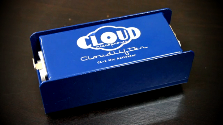 VO Gear Review: The Cloudlifter CL-1 Mic Activator