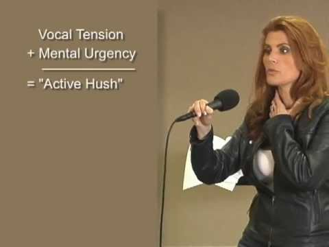 FREE VOICEOVER LESSON Active Hush Technique - NANCY WOLFSON