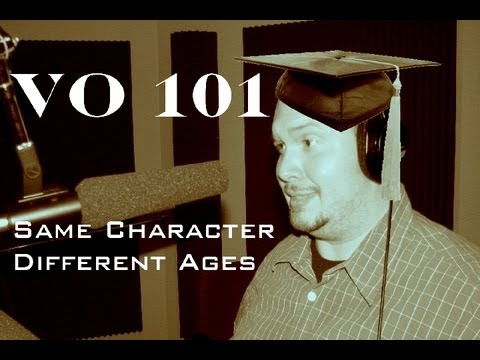 Creating Characters - Same Character/Different Ages