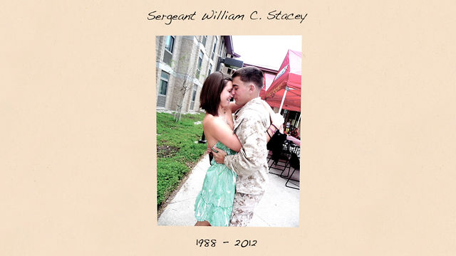 Sergeant William Stacey Tribute