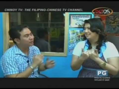 THE VOICE MASTER AT CHINOY TV NET25