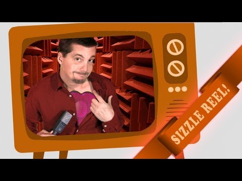 Voice Over Talent: DC Douglas (2012 DCDouglas.com Sizzle)