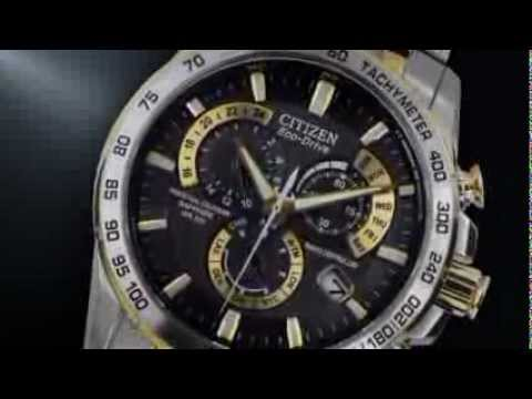 Dude Walker VO: Eli Manning's CITIZEN Eco-Drive TV Commercial - Perpetual Chrono A-T (AT4004-52E)