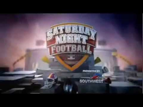 Professional Voice Talent - Scott Perry Voice Overs - ABC Saturday Night Football