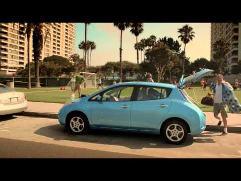 "Nissan LEAF - ""What If"" Commercial"