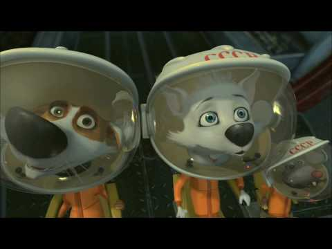 Space Dogs 3D - Movie Trailer