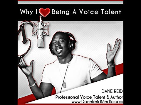 Top 5 Reasons I Love Being A Voice Talent