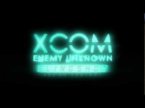 XCOM: Enemy Unknown Slingshot Content Pack Trailer