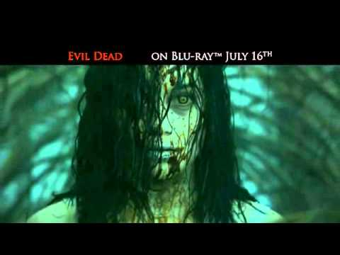 Evil Dead Blu ray, DVD and Digital TV Commercial