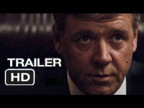 Broken City Official Trailer #2 (2013) - Mark Wahlberg, Russell Crowe Movie HD