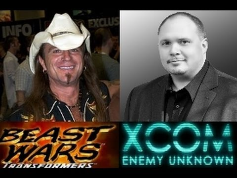 Voices of Legend: Scott McNeil/Jon Bailey Panel - PART 1 (Slag-A-Con 2012)