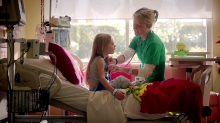 Children's Healthcare of Atlanta TV spot