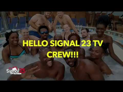 "Time for the ""Signal 23TV Cruise"""