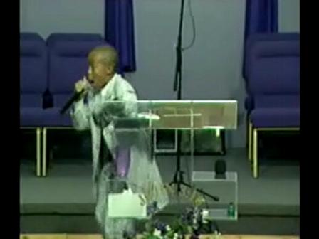 Say Yeah!-Child Preacher