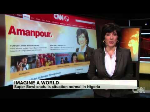Power Failure: CNN's Christiane Amanpour exposes Nigeria's President Jonathan on Power -IndepthAfrica