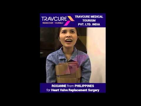Roxanne: Heart Valve Replacement Surgery India | Travcure