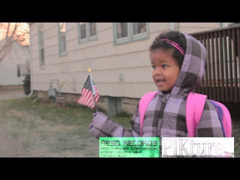 "Naija Mom PSA: Nigerian American Girl says the ""Pledge of Allegiance"""