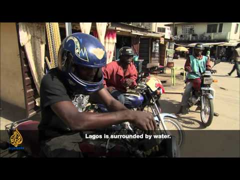 Aljazeera Witnessess  Lagos in Sad Expose of Island Life