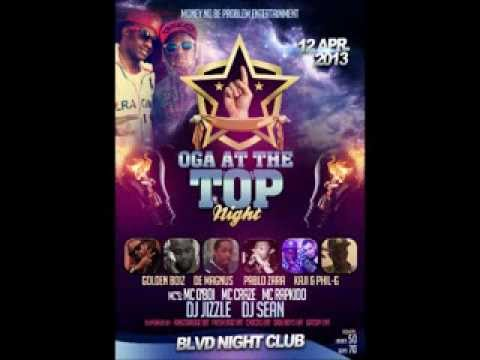 OGA AT THE TOP NIGHT