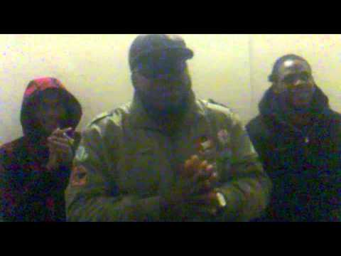 Jamal Yardman Chillin with Dammy Dova & Donpa Dutty ( Gidi Reppin ) Pt 2