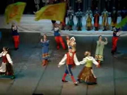 Видео с Всероссийских Сельских игр 2009