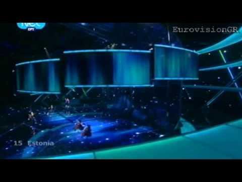 EUROVISION 2009 ESTONIA - Urban Symphony - RÄNDAJAD