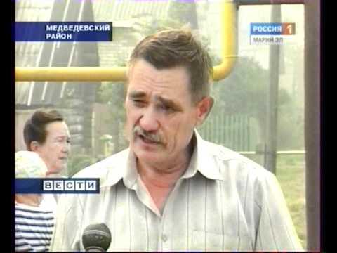 Пришествие Медведева в Марий Эл