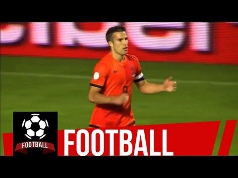 Эстония 2:2 Голландия. Футбол, отборочный цикл чемпионата мира 2014