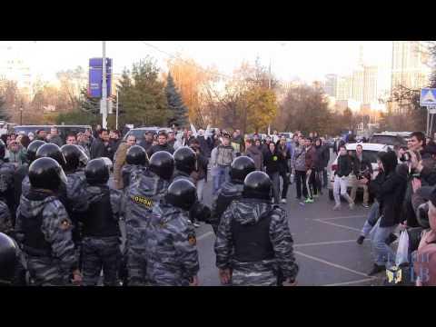 Погром в Бирюлёве