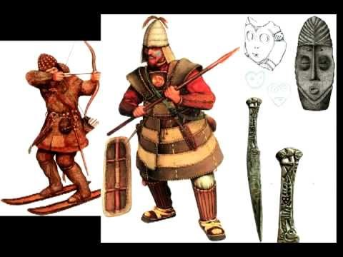 The origin of Finno-Ugrians