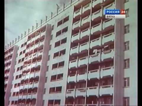 Йошкар-Ола. Фильм про столицу Марийской АССР. 1977 год.