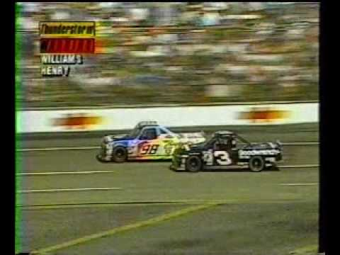 Closest finish in NASCAR history?