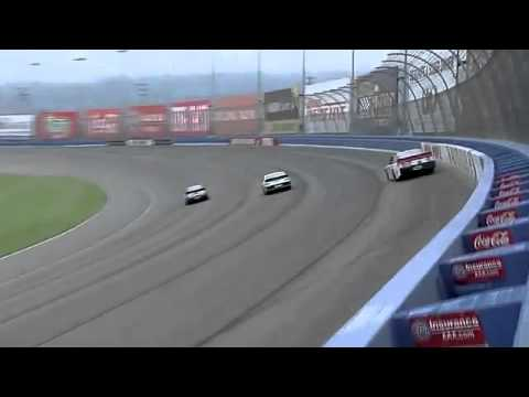 Kevin Harvick Wins at California - 2011 Auto Club 400